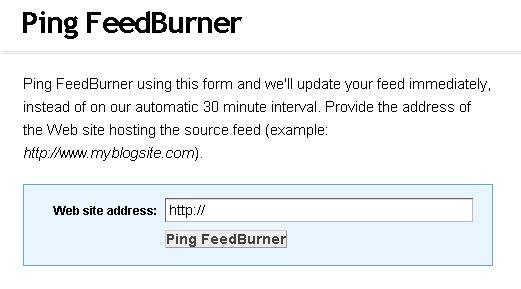 feedburner